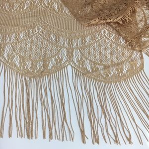 Cejon Gold Wrap Shawl
